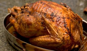Basted Turkey